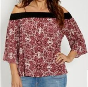 Maurices - Off the Shoulder Top